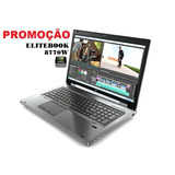 Notebook Hp Elitebook 8770w Core I5 8gb 1 Tera Nvidia K4000m