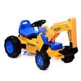 Tractor Camión Con Pala A Pedal Niños
