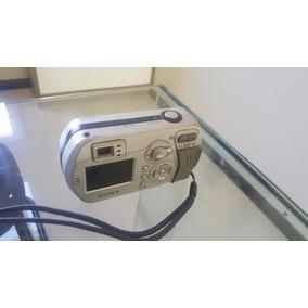 Câmera Digital Sony Cybershot 3.2 Mega Pixels Dsc-p32