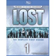 Lost Primera Temporada Completa Blu-ray