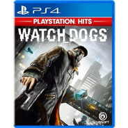 Watch Dogs - Fisico Ps4 Nuevo & Sellado
