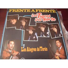 Lp Los Tigres Del Norte Y Los Alegres De Teran, Envio Gratis