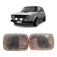 Par Farol Fiat 147 E Fiat Rally Ano 77 Á 81 Original Cibie