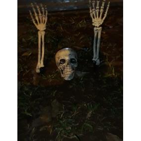 Caveira Halloween