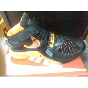 Nike Lebron Soldier 9 Basket Caballeros Hombre Deportivos