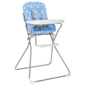 Cadeira De Refeição Bambini (azul) Tutti Baby