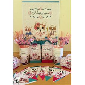 Partybox Candybar Cotillón Personalizado Cumpleaños Soy Luna