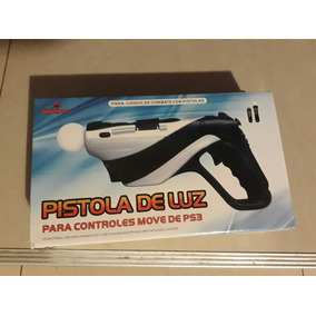 Pistola De Luz Para Controles Move Ps3