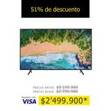 Televisor Samsung 65 Led Uhd Smarttv Wifi 65nu7100