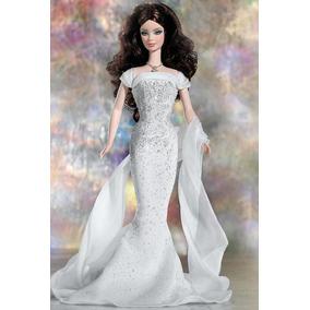 Boneca Barbie Collector Diamante- Lacrada- Frete Grátis
