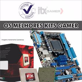 Kit Asus M5a78l-m + Processador Amd Fx-6300 4.1ghz
