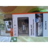 Actioncam Sony Hdr-as200vt Kit C/ Visor Lcd P Brazo. Nueva