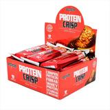 Protein Crisp Bar 3 Caixa Com 12 Barras - Integralmédica
