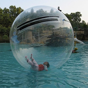 Pelotas Hermeticas Acuaticas Waterball De 2 Mts Fabricantes