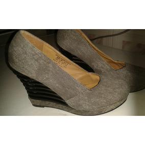 Zapatos De Dama Marca Jump Grises