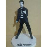 Elvis Presley - Estatuillas Artesanales En Mdf ,c/u $ 130