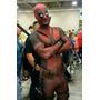Fantasia Deadpool Cosplay - Adulto E Criança - Frete Grátis