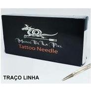 Caixa De Agulha 1007rl Traço Marco Delapiel Tattoo Tatuagem