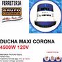 Ducha Corona Maxi Color Blanco 120v 4500w Nueva Original