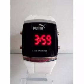 Relógio De Led Puma