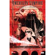 American Vampire: El Señor- Vertigo Ecc Comics - Robot Negro