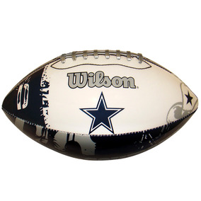 Balón Futbol Americano Juvenil Team Cowboys Dallas Wilson