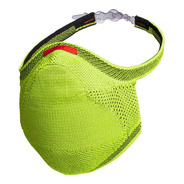 Máscara De Proteção Fiber Knit 3d Infantil Com 1 Refil Tam P