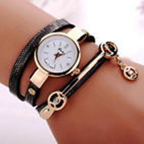 Relógios Feminino Pulseira Tipo Couro, Retrô, Vintage