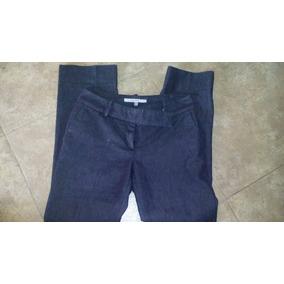 Jean Zara Dama 34 Azul Oscuro, Pantalon Casi Nuevo Divino
