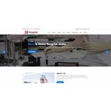 Sistema De Gestión Hospitalaria + Pagina Web