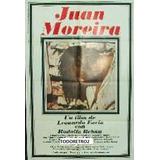Afiche Juan Moreira Rodolfo Beban Leonardo Favio 1973