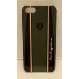 Funda Protector Mobo Lamborghini Apple Iphone 5/5 Gris