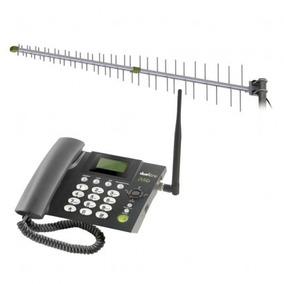 Celular Rural Com Antena E Cabo Proeletronic Frete Grátis