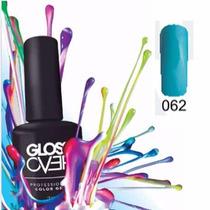 Esmalte Gel Uñas Tipo Gelish Gloss Over Color Delice 15ml