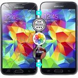 Cristal Touch Pantalla Galaxy S3 S4 S5 Mini Note Instalado