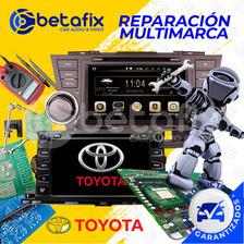 Reparación Radios Toyota Highlander Lexus Camry Multimarca