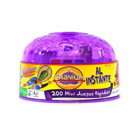Juego Cranium Al Instante 200 Minijuegos Hasbro Original Tv