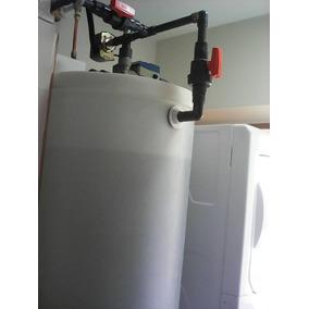 Tanque Cilíndrico P/apartamentos Sistema Completo Instalado