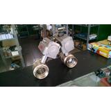 Válvula Esférica 2.1/2 Rosca Latão C/ Atuador Pneumático