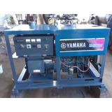 Planta Electrica Yamaha De 26kva Trifasica Diesel Negociable