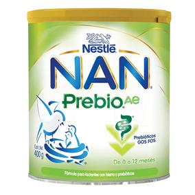 Fórmula Infantil Especializada Prebio Ae Nan 400g (lata)