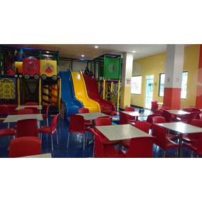 Juego Para Salon Fiestas Infantiles Play Ground Y Mobiliario
