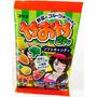 Yaoyasan Soft Candy - Bala Sabor (uva, Maça Verde, Limão)