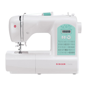 Máquina De Costura Singer Starlet 6660 - 110 Vts
