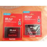 Disco Duro Solido Ssd Sandisk Plus 120gb