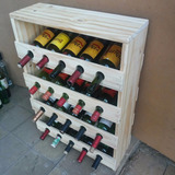 Bodega Vinoteca Tranquera Vinos Madera Copero Fabricante
