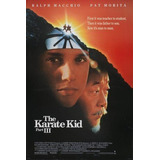 Poster Cartaz Karate Kid #2 - 30x42cm