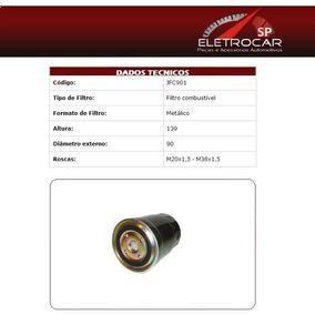 Filtro De Combustível Hyundai Galloper 2.5 Td Turbo Diesel 9