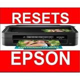 Reset Para Impresoras Epson Serie L110-l210-l300-l350-l355