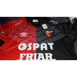 Camiseta De Colon De Santa Fe Nuevas Umbro 100% Original